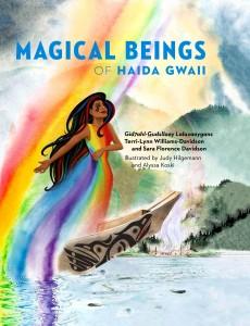Magical Beings of Haida Gwaii Cover