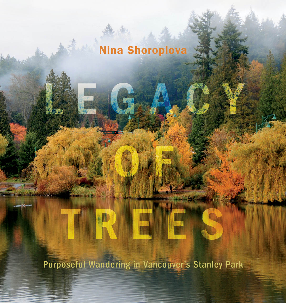 Legacy of Trees book cover