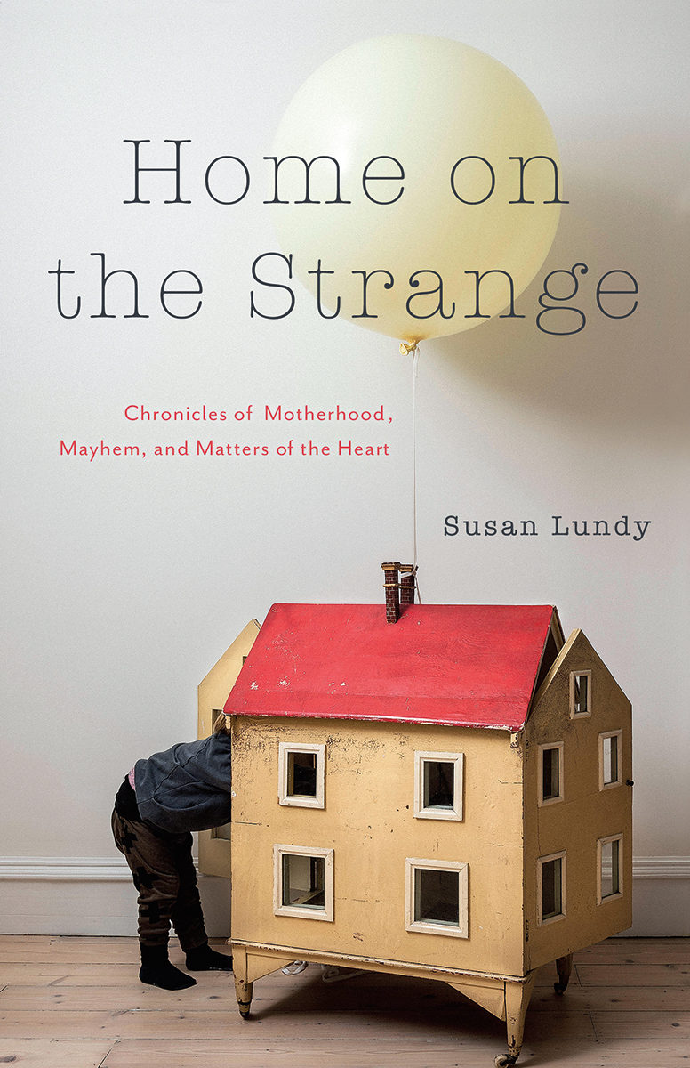 Home on the Strange Cover