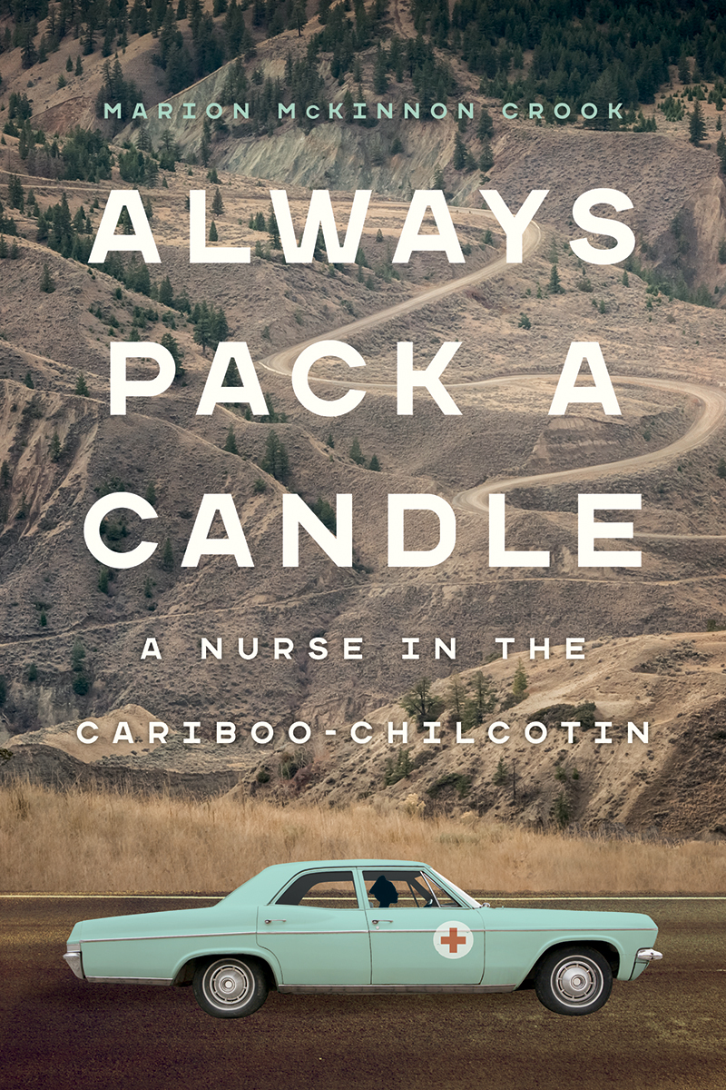 Always Pack a Candle Cover